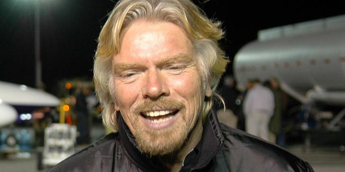 The World Needs More of Richard Branson's 'Hubris'