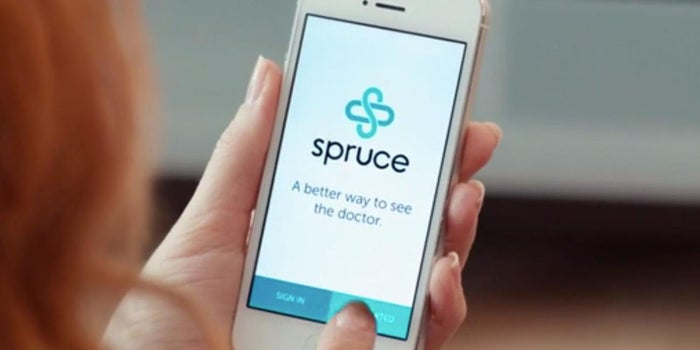 Meet Spruce, a Telemedicine App Designed to Stop Acne in Its Tracks
