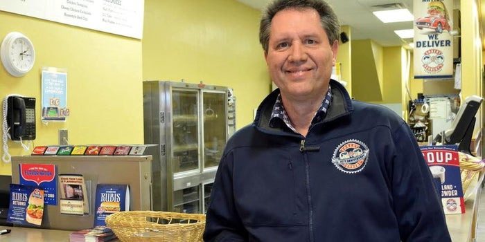 Why This Pastor and Father of 4 Opened Up a Sandwich Franchise