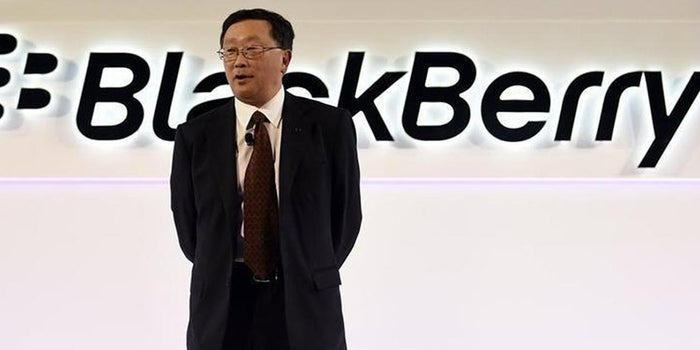 BlackBerry CEO Says Focus Is On Profitability, Fewer New Devices