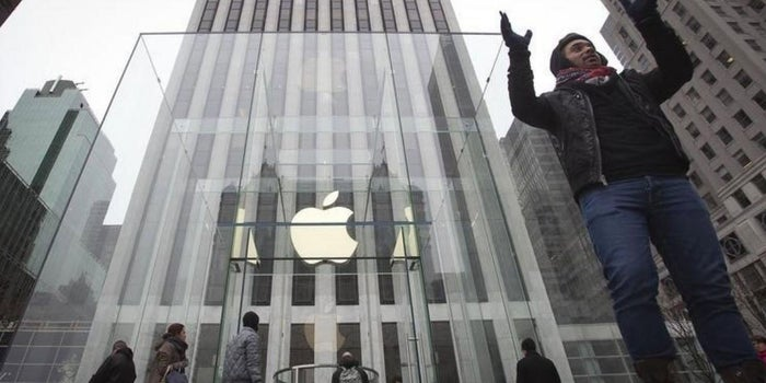 Apple Wants to Expand Its Footprint in the Workplace