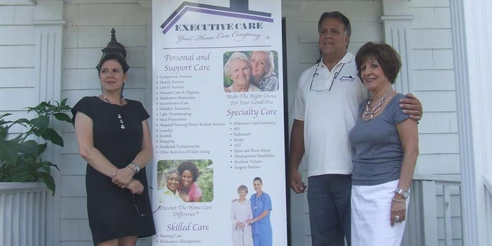Family of Restaurateurs Sign On as Senior Care Franchisees