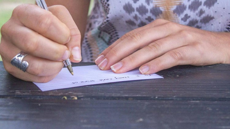 Taking Notes May Impede Your Ability to Remember Stuff