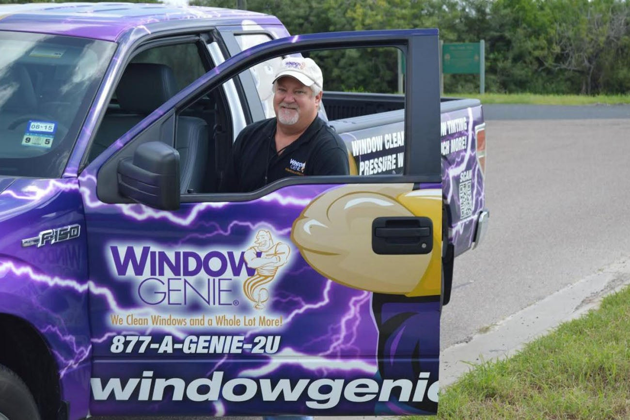 Franchisee Journey: From 34  years in the fast-food franchise industry to Window Genie franchisee - Entrepreneur