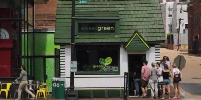 Investors Toss $18.5 Million at Salad Chain Sweetgreen