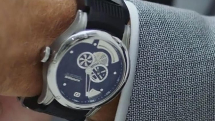 This Startup Wants to Turn Your Rolex Into a Smartwatch