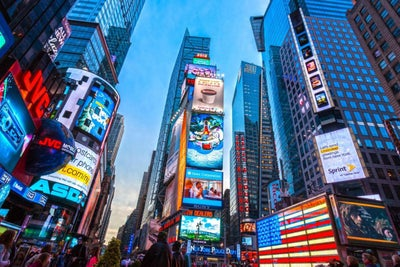 Google Launches Interactive Games on Times Square's Biggest Billboard...