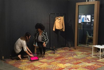 The Fitting Room of the Future Has Arrived