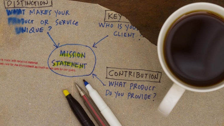 Crafting a Mission Statement That You'll Remember
