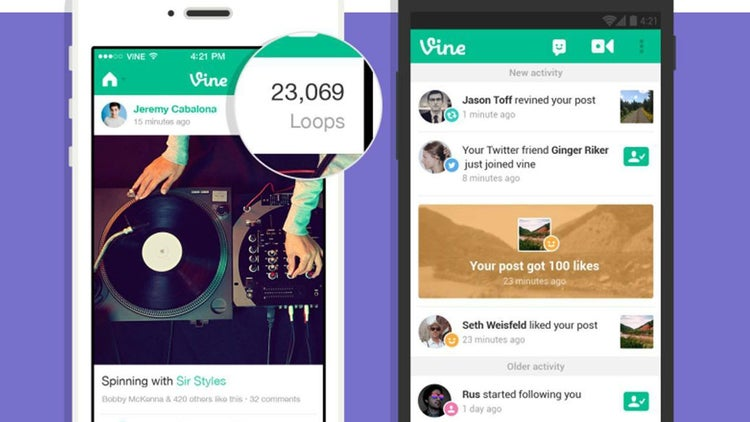 Vine Throws Data Analytics For A Loop