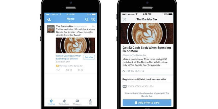 Twitter Unveils New Ecommerce Feature