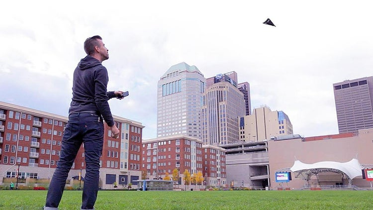 The 'Paper' Airplane to Rule Them All