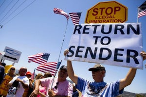States Sue Obama Administration on Immigration