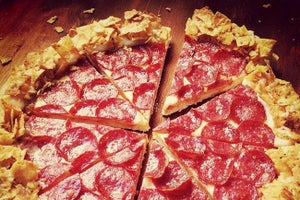 Pizza + Doritos? Pizza Hut Says Yes.