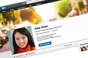 Finally, You Can Add a Background Image to Your LinkedIn Profile