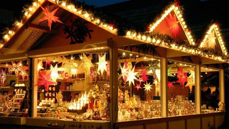 Pop-Up Shops Prep for Winter Sales Lift