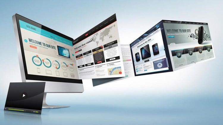 How Do Shark Tank Entrepreneurs Build Their Websites Infographic
