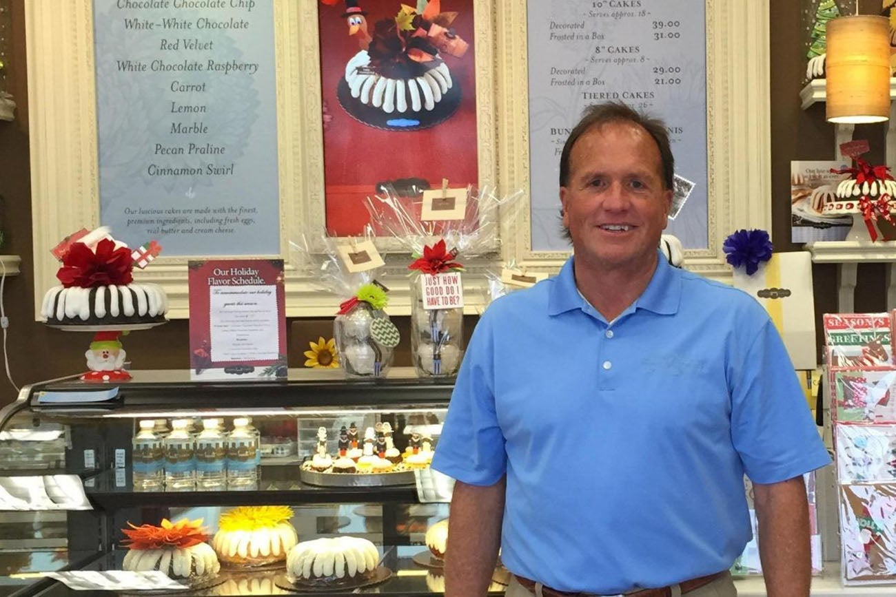 Why The Former President Of Cici S Pizza Became A Bakery