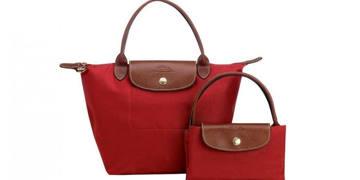 How Longchamp Turned the Basic Nylon Tote Into a Full-Blown Luxury Icon