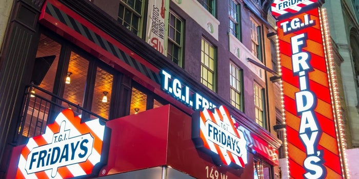 Has TGI Friday's Ruined Drones for Restaurants Everywhere?