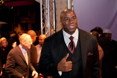 Magic Johnson: The Businessman Behind the Basketball Legend