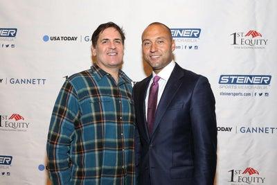Mark Cuban, Derek Jeter Talk Business, Motivation and Crushing the Com...