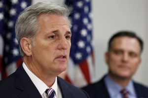 House Narrowly Passes Spending Bill, Averts U.S. Government Shutdown