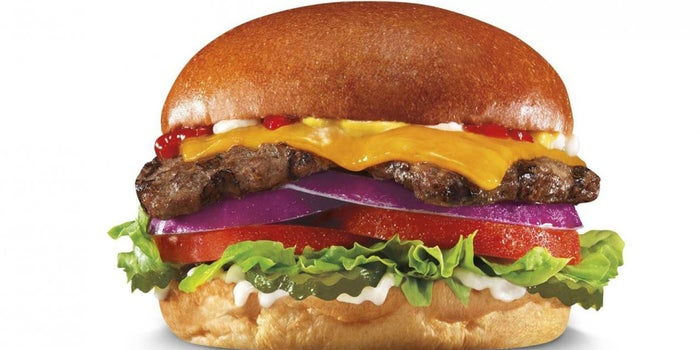 This Unlikely Fast-Food Chain Just Became the First to Roll Out an 'All-Natural' Burger