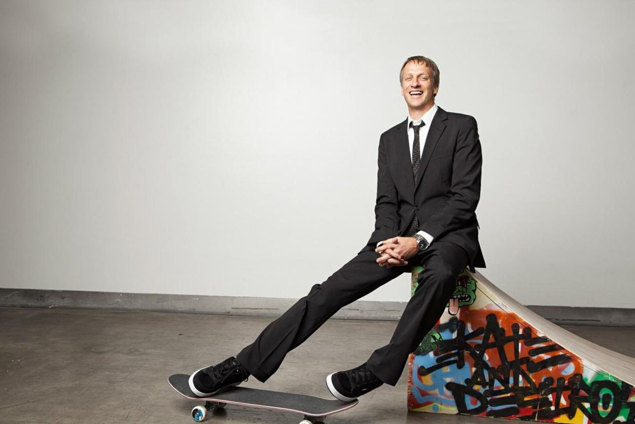 How Tony Hawk Skated Past Rookie Business Mistakes Ride Success