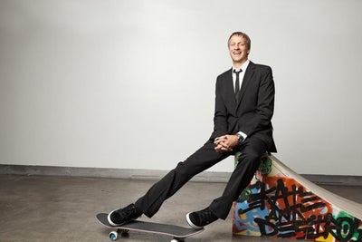 How Tony Hawk Skated Past Rookie Business Mistakes on His Ride to Succ...