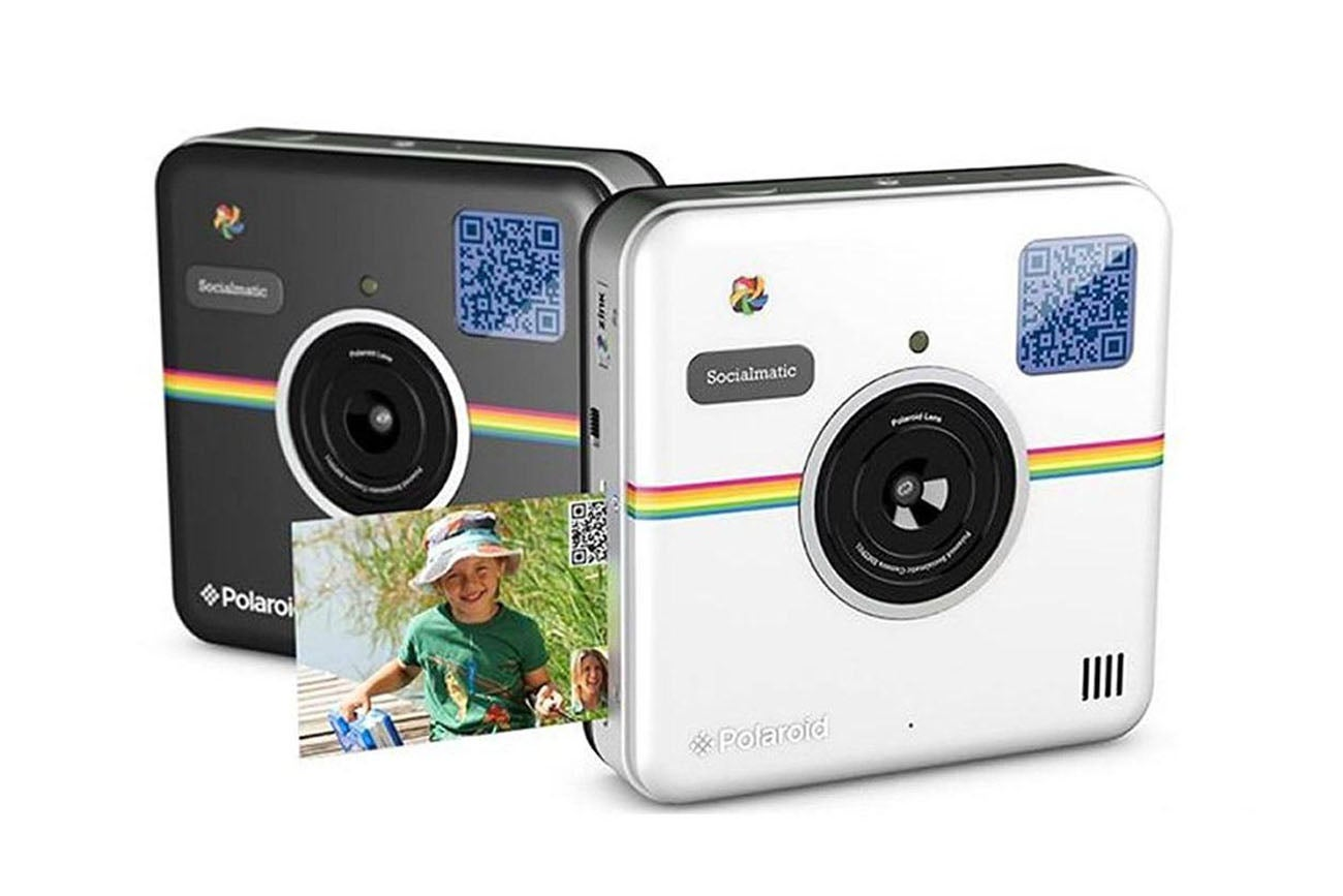 New Polaroid Camera Lets Users Print Images and Share on Social