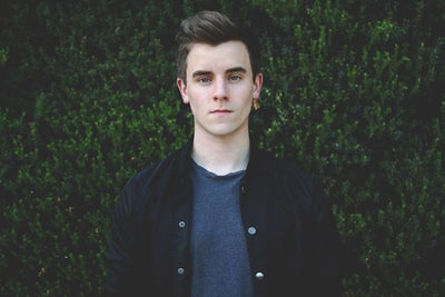How YouTube Megastar Connor Franta Is Channeling His Eclectic Passions...