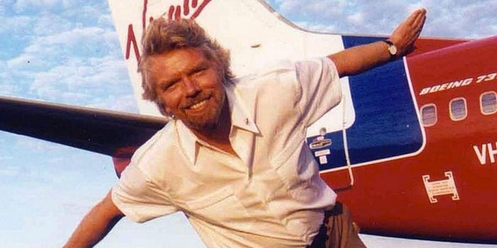 Entrepreneur's Top 10 Posts From Richard Branson in 2014