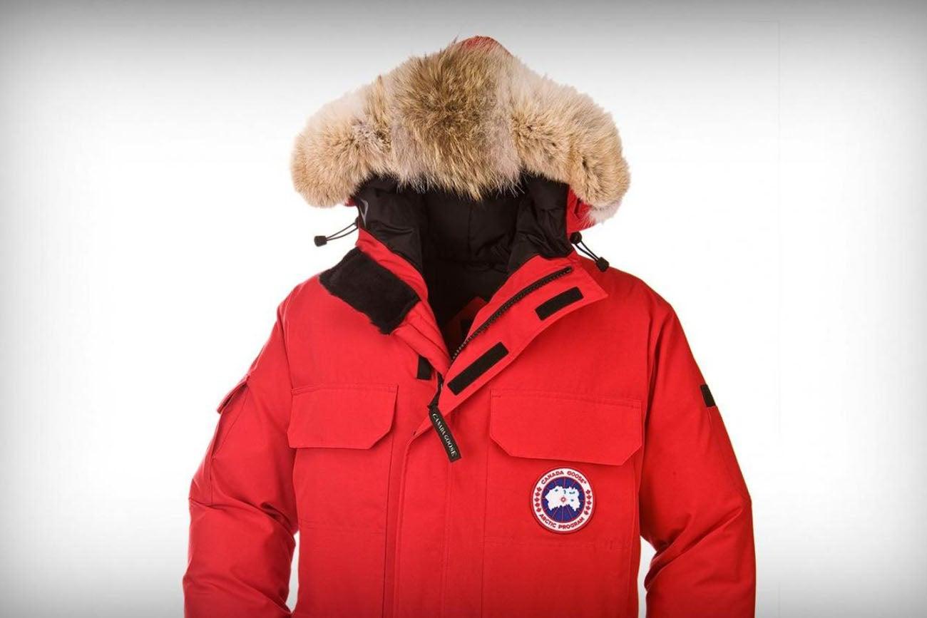 Canada jacket brands