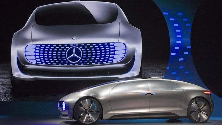 This Self-Driving Car of the Future Doubles as a Living Room