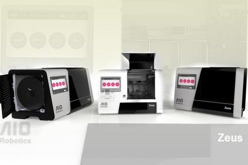Don't Have a 3-D Printer Yet? This Startup Wants to Change That.