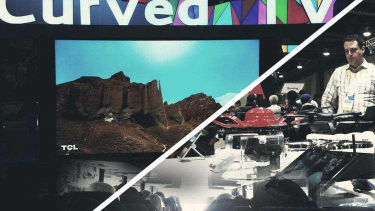 Drones, Curved TVs, Internet of Everything: Final Thoughts on CES 2015