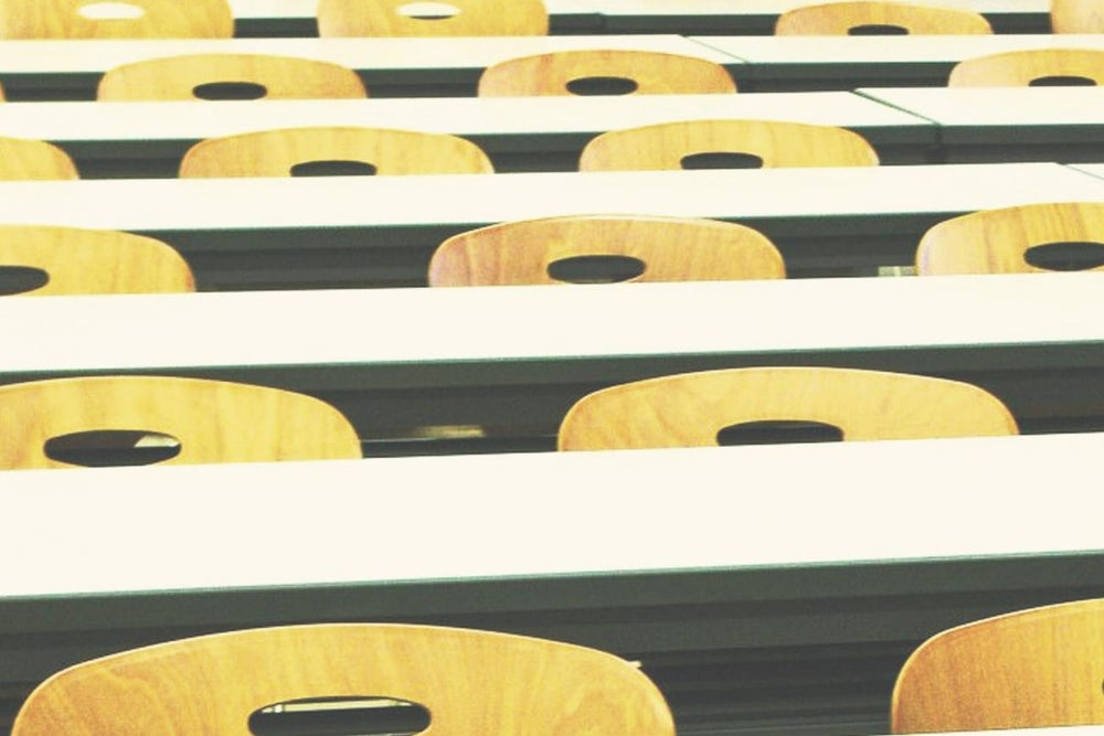 Top 25 Colleges for Entrepreneurship for 2015 (Undergrad)