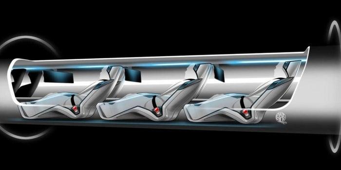 Elon Musk to Build 'Hyperloop' Track, Likely in Texas