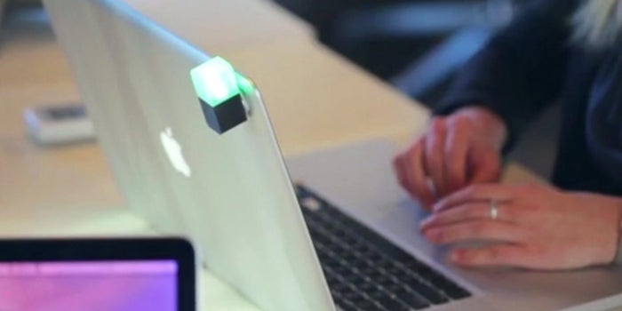 Do Not Disturb: This Indicator Light Tells Co-Workers When You Can and Can't Talk