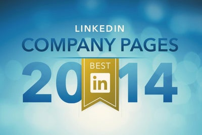 Lessons From the 10 Best LinkedIn Company Pages