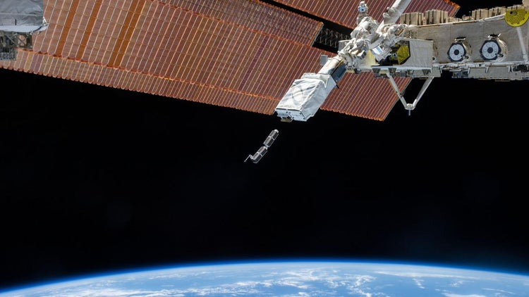 A Startup Founded by Former NASA Scientists Just Landed $95 Million