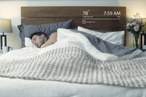 OMG Yes: A Smart Mattress Cover That Can Brew Your Morning Coffee
