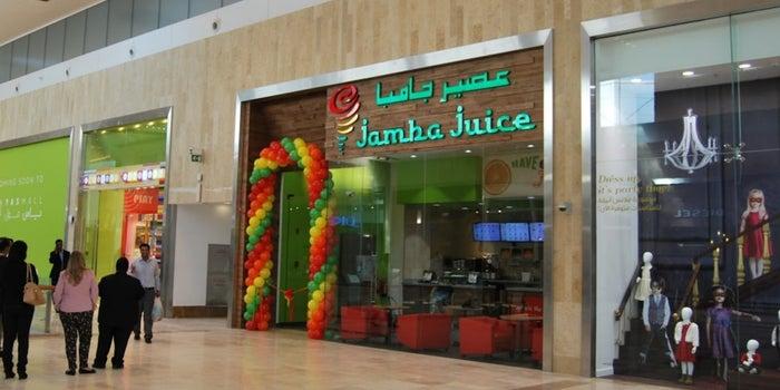 Jamba Juice Taps Into The GCC's Growing Healthy F&B Market