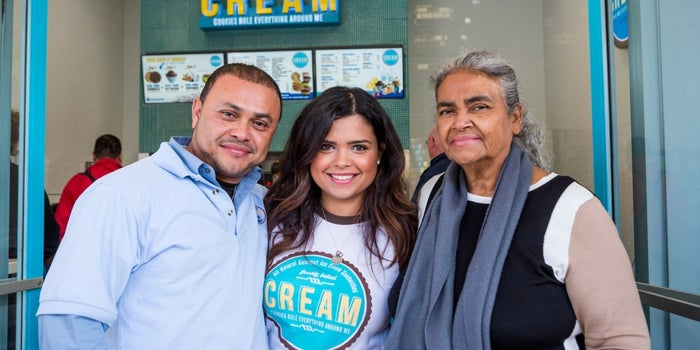 How a Young Franchisee Got a Taste of Sweet Success.