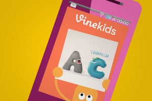 Vine Launches Standalone App for Children