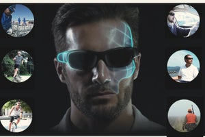 Sounds Crazy, But These Bluetooth Sunglasses Let You Take Calls Through Your Skull