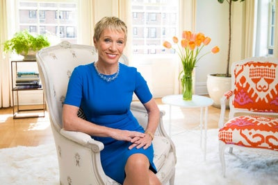 Shark Tank's Barbara Corcoran: 'All the Best Things Happened to Me on...