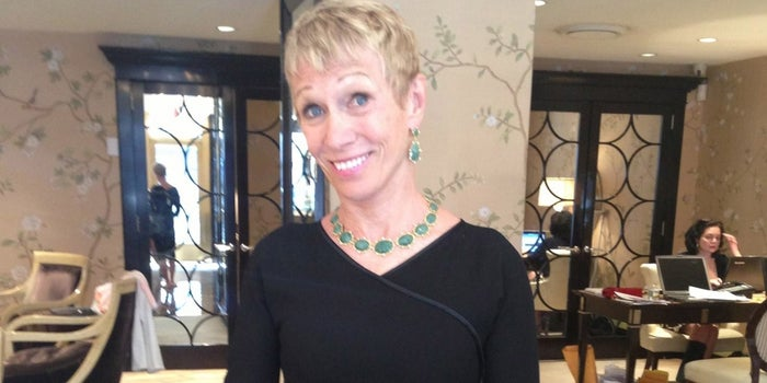 Barbara Corcoran on Ways to Build a Super-Charged Sales Force