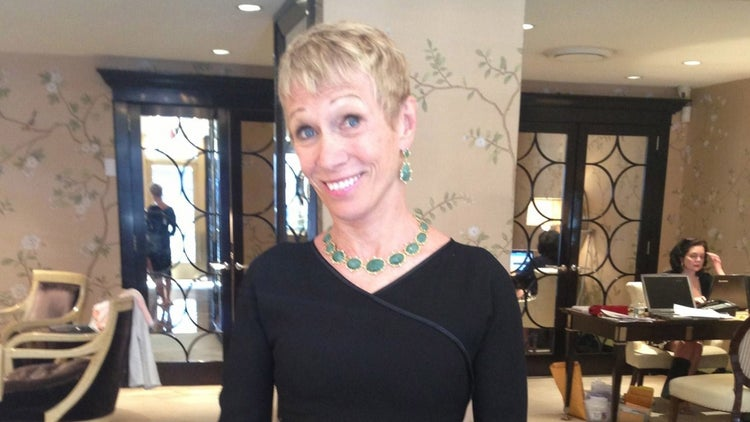 How Being Dyslexic and 'Lousy in School' Made Shark Tank Star Barbara Corcoran a Better Entrepreneur